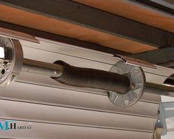 volets roulants porte de garage - GM Habitat - Martigues